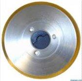 Mes glad 17 cm hammes Futura F1 F5 F9 Navis N1 K1 Titaan snijmachine Graef 6252 NML