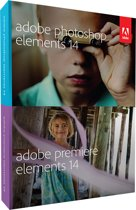 Adobe Photoshop Elements 14 & Adobe Premiere Elements 14 - Nederlands / PC / DVD