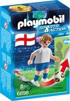 Playmobil Voetbalspeler Engeland - 6898