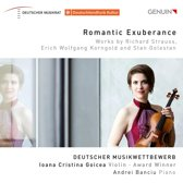 Romantic Exuberance