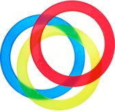 Set 3 Acrobat Juggling Rings Junior (d.24cm)