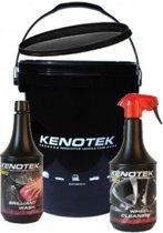 Kenotek Emmer + Wheel Cleaner + Brilliant Wash