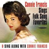 Sings Folk Songs Favorites & Sing Along With Connie Fr
