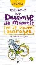 Dummie de mummie - en de gouden scarabee - Tosca Menten -4 cd - luisterboek
