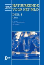 Boek cover Heron-reeks - Natuurkunde voor het MLO 3 Optica van J.A. Tijmensen
