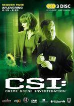 CSI: Crime Scene Investigation - Seizoen 2 (Deel 2)