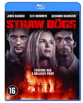 Straw Dogs (2011) (blu-ray)