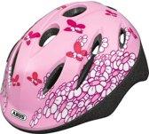 Abus Smooty Zoom - Kinderhelm - S (45-50cm) - Pinkbutterfly