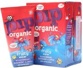 PIP Organic Zwarte Bes en framboos