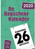 Dagscheurkalender 2020