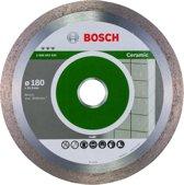 Bosch - Diamantdoorslijpschijf Best for Ceramic 180 x 25,40 x 2,2 x 10 mm