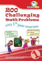 200 Challenging Math Problems Every 1st Grader Should Know