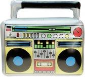 Opblaasbare radio 44 cm