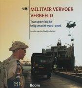 Militair vervoer verbeeld