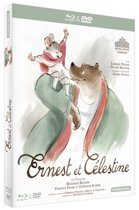 Ernest Et Celestine Combo Dvd Blu-