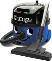 Numatic Henry Plus Eco Hrp206 - Stofzuiger met zak - Royal blue