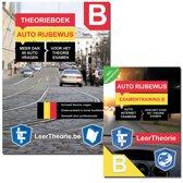 Auto Theorieboek België 2019 – Belgisch Theorieboek voor het GOCA Auto Theorie Examen + 10 uur Online met GOCA Theorie Examens