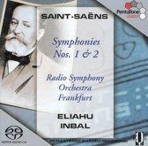 Saint-Saens: Sinfonien 1+2