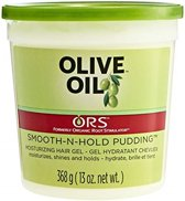 ORS Organic Root Stimulator Olive Oil Smooth-N-Hold Pudding 368g/ 13oz
