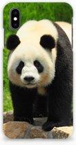 Apple iPhone Xs Max Hardcase Hoesje Design Panda