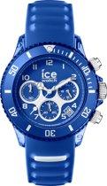 Ice-Watch ICE aqua - Horloge - Kunststof - 43 mm - Blauw