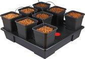 Atami Wilma Growsystem XXL 8 complete - 18 liter containers