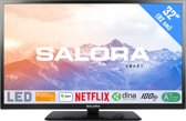 Salora 32TFS1002 32'' Full HD Smart TV Zwart LED TV