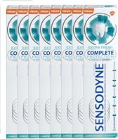 10 x Sensodyne Tandpasta Complete Protection 75 ml