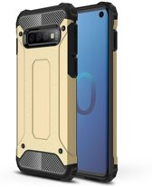 Tough Armor-Case Bescherm-Hoes Cover Skin voor Samsung Galaxy S10