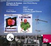 Francois de Roubaix: La Grande Lessive; L'Etalon