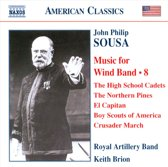 Sousa: Music For Wind Bands 8