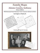 Family Maps of Adams County, Indiana