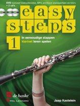Easy Steps deel 1 methode voor Klarinet