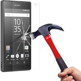 2 Stuks Pack Sony Xperia E5 Ultra glazen Screen protector Tempered Glass 2.5D 9H (0.3mm)