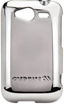 Case-Mate Barely There voor de HTC Wildfire S - Metallic Silver