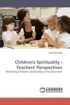 Children's Spirituality - Teachers' Perspectives