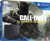 Playstation 4 Slim 1TB - Call of Duty: Infinite Warfare - PS4