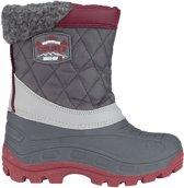 Winter-grip Snowboots Northern Peak Junior Antraciet Mt 33/34
