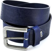 Alberto Herenriem Jeans 4205 - Blauw - 85 cm