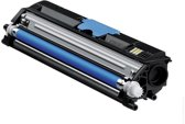 magicolor 1600W, 1650EN, 1680MF, 1690MF tonercartridge cyaan high capacity 2.500 pagina's 1-pack