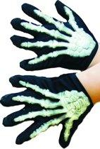 Skeleton Gloves Child