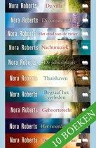 Nora Roberts 10-in-1-bundel
