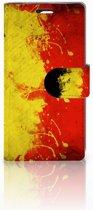 LG Spirit Leuk Hoesje Belgische Vlag