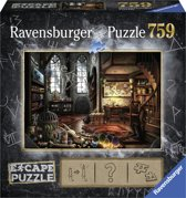 Ravensburger puzzel escape 5 Dragon - 759 stukjes