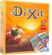 Dixit Basisspel - Bordspel