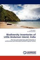 Biodiversity Inventories of Little Andaman Island, India
