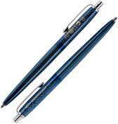 45-Jarige Jubileumeditie Astronaut Space Pen, Blauw Titanium met Chrome Accenten