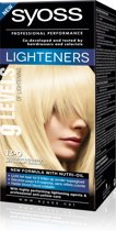SYOSS Color baseline Lighteners 13-0 Ultra Plus Lightener Haarverf - 1 stuk
