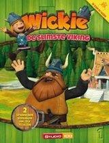 Wickie De Viking - Leesboek Beginnende Lezers