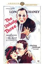 The Unholy Three (1924) (dvd)